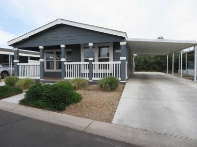 Mobile Home at 6960 W. Peoria Ave #207 Peoria, AZ 85345