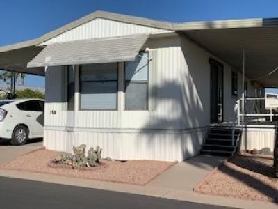 Mobile Home at 6333 E. University Blvd., #158 Mesa, AZ 85207
