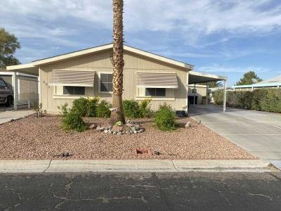 Mobile Home at 203 Vance Ct. Henderson, NV 89074