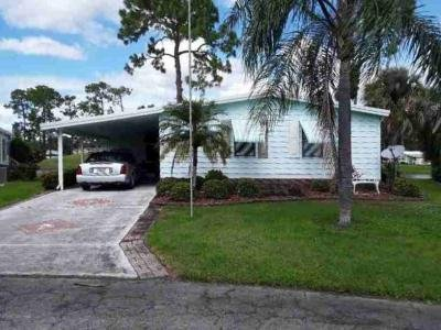 Mobile Home at 19260 Indian Wells Ct., #31H North Fort Myers, FL 33903