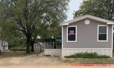 Mobile Home at 3061 River Ridge Blvd. Grand Prairie, TX 75050