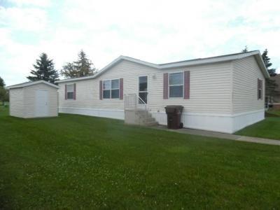 Mobile Home at 28915 Beechwood Flat Rock, MI 48134