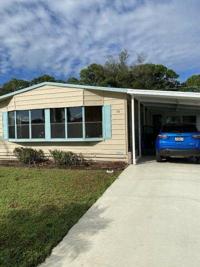 Mobile Home at 10 Rio De Palmas Fort Pierce, FL 34951