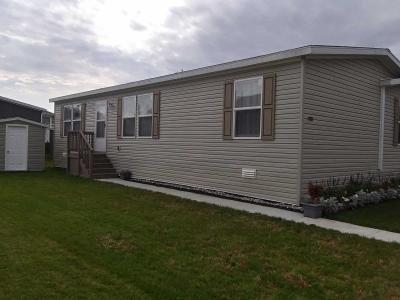 Mobile Home at 1039 Cambry Cr Grass Lake, MI 49240