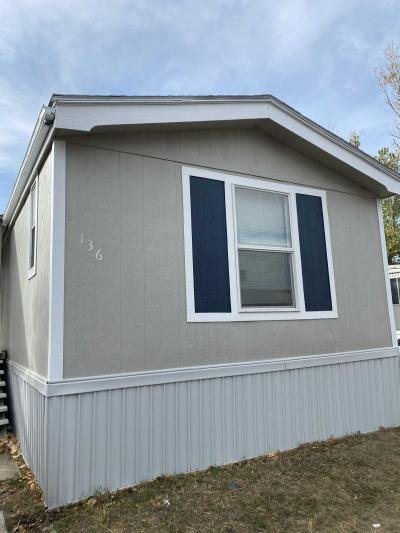 Mobile Home at 2885 E Midway Boulevard Lot 136 Denver, CO 80234
