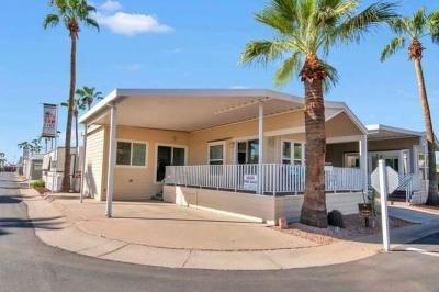 Mobile Home at 5055 E University Dr H-02 Mesa, AZ 85205