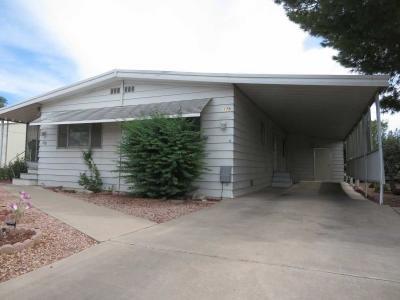 Mobile Home at 10960 N. 67Th Avenue #179 Glendale, AZ 85304