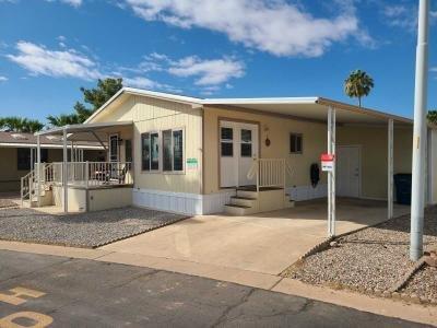 Mobile Home at 980 E Broadway #51 Apache Junction, AZ 85119