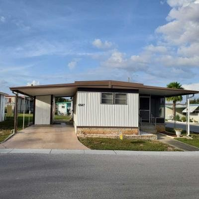 Mobile Home at 6547 Accent Ln New Port Richey, FL 34653
