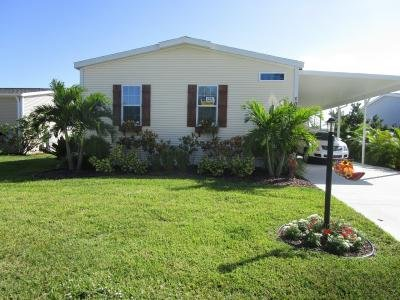 Mobile Home at 1087 West Lakeview Drive Sebastian, FL 32958