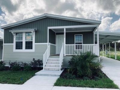Mobile Home at 8908 Dusk Way Hudson, FL 34667