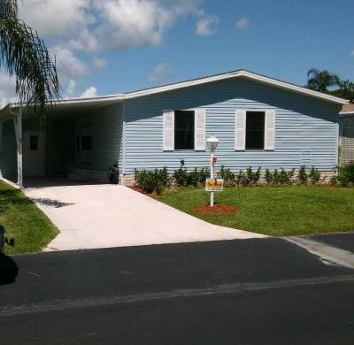 Mobile Home at 323 Seahorse Ter Fort Pierce, FL 34982