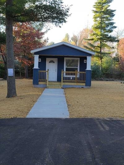 Mobile Home at 8823 Woodridge Lane Woodruff, WI 54568