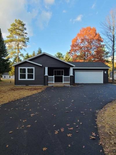 Mobile Home at 8916 Sandalwood Ct Woodruff, WI 54568