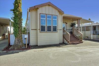 Mobile Home at 195 Blossom Hill Rd. #256 San Jose, CA 95123