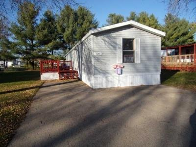 Mobile Home at 69 Northwood Village New London, WI 54961