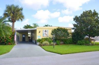 Mobile Home at 43 Ne Village Lane Jensen Beach, FL 34957