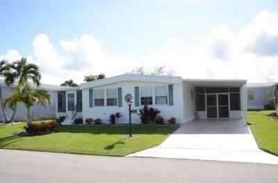 Mobile Home at 143 NE Pinelake Village Blvd Jensen Beach, FL 34957
