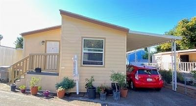 Mobile Home at 411 Lewis Rd. #14 San Jose, CA 95111