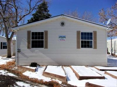 Mobile Home at 17190 Mt Vernon Rd Golden, CO 80401