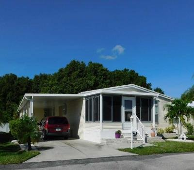 Mobile Home at 24300 Airport Road #77 Punta Gorda, FL 33950