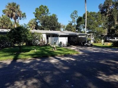 Mobile Home at 29 Audubon Way Flagler Beach, FL 32136