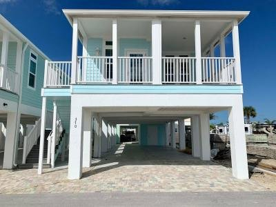 Mobile Home at 370 Ne Wharf Way Jensen Beach, FL 34957