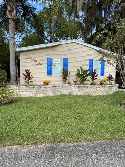 Mobile Home at 244 Osprey Lane Flagler Beach, FL 32136