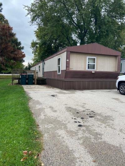 Mobile Home at 63 Manor Hill Drive #24 Eden, WI 53019