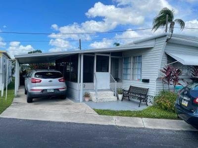 Mobile Home at 8705 Tamiami Trail Lot 112 Sarasota, FL 34238