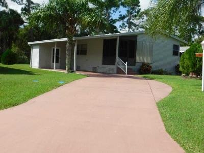 Mobile Home at 206 Travis Cay Place Fort Pierce, FL 34982