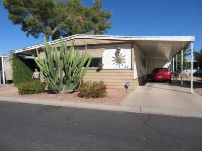 Mobile Home at 6960 W. Peoria Ave #37 Peoria, AZ 85345