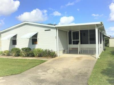 Mobile Home at 205 Exuma Dr. Micco, FL 32976