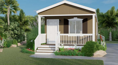 Mobile Home at 350 Lee Ave #15 Bullhead City, AZ 86429