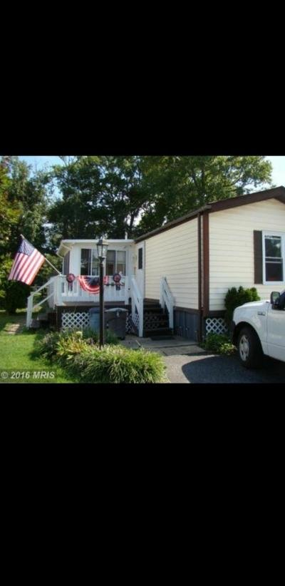 Mobile Home at 123 Day Coach Circle Middle River, MD 21220
