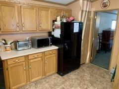 Refrigerator Included