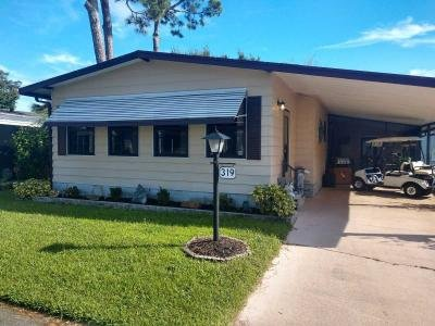 Mobile Home at 1000 Walker St. Lot 319 Holly Hill, FL 32117