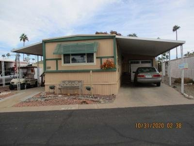 Mobile Home at 303 S. Recker Mesa, AZ 85206