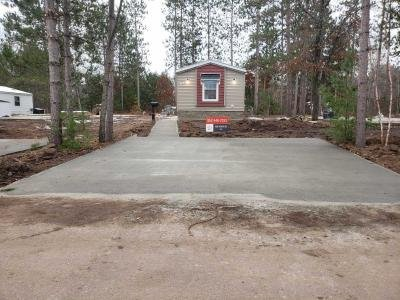 Mobile Home at 619 Aspen Way Spooner, WI 54801