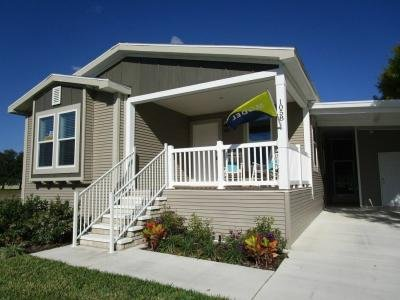 Mobile Home at 1058 West Lakeview Drive Sebastian, FL 32958