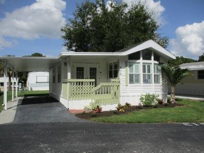 Mobile Home at 5100 60th Street East E-15 Bradenton, FL 34203