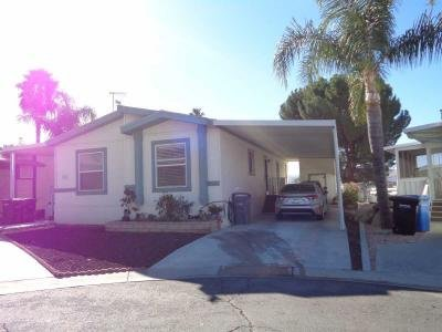 Mobile Home at 1536 S State St #176 Hemet, CA 92543
