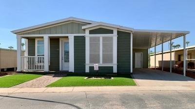 Mobile Home at 3300 E. Broadway Rd. #55 Mesa, AZ 85204