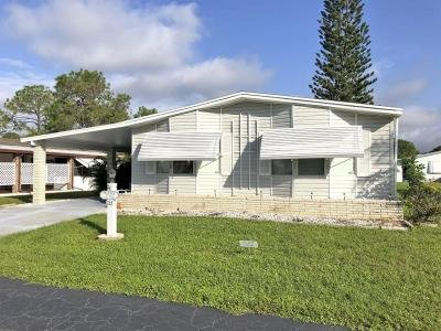 Mobile Home at 2797 Steamboat Loop  #396 North Fort Myers, FL 33903
