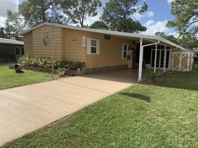 Mobile Home at 19268 Green Valley Ct., #25E North Fort Myers, FL 33903