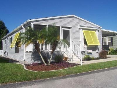 Mobile Home at 24300 Airport Road, Site #75 Punta Gorda, FL 33950