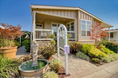Mobile Home at 521 Millpond Dr. San Jose, CA 95125