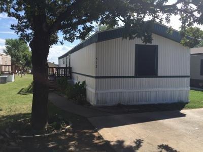 Mobile Home at 5301 E. Mckinney Street, #512 Denton, TX 76208
