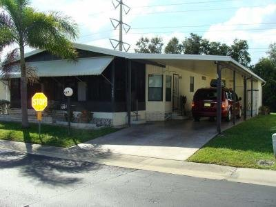 Mobile Home at 407 Horizon Drive North Fort Myers, FL 33903