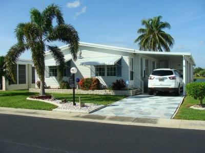 Mobile Home at 270 Lakeside Drive North Fort Myers, FL 33903